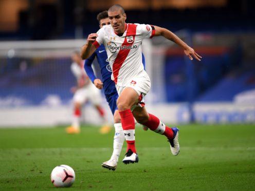 Southampton midfielder Oriol Romeu has returned to training following ankle surgery (Mike Hewitt/PA)