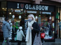 All non-essential shops were allowed to reopen on April 26 (Andrew Milligan/PA)