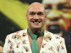 "Tyson Fury, pictured, insisted beating Anthony Joshua will be ""easy"" (Bradley Collyer/PA)"