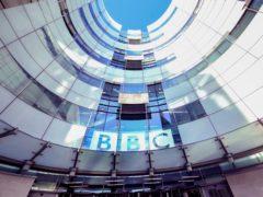 BBC Broadcasting House (Ian West/PA)