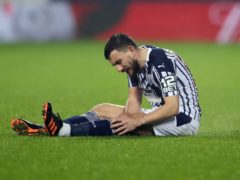 West Brom's Robert Snodgrass will miss out against his former club (Nick Potts/PA)
