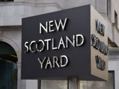 The Metropolitan Police has warned that criminals are converting blank firing pistols into lethal weapons in illegal workshops across the UK (Kirsty O'Connor/PA)