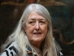 Dame Mary Beard (Dominic Lipinski/PA)