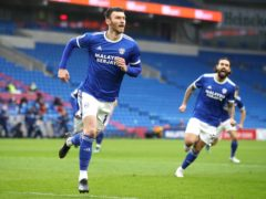 Kieffer Moore will be fit to face his former club Rotherham (Nick Potts/PA)