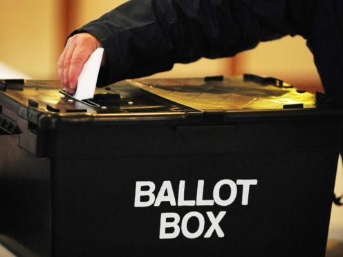 A study has raised concerns about the number of voters per councillor (Rui Vieira/PA)