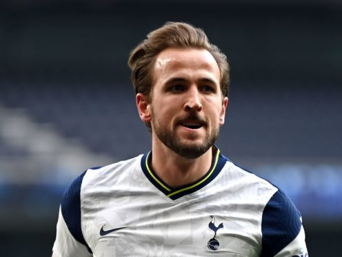 Harry Kane has reportedly told Tottenham he wants to leave the club this summer (Daniel Leal Olivas/PA)