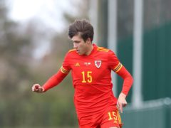 Cardiff midfielder Rubin Colwill has been part of Wales' pre-Euro 2020 training camp in Portugal after only making his Under-21 debut in March (Martin Rickett/PA)