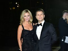 Rachel Riley and Pasha Kovalev (Ian West/PA)