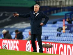 Everton manager Carlo Ancelotti thinks he may have to take a stronger line with his players (Jon Super/PA)