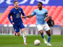 Chelsea and Manchester City could meet at Wembley, with the EFL open to moving their play-off finals (Ben Stansall/PA)