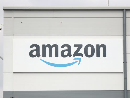 Amazon said it invested more than £501 million to protect its stores from fraud and abuse in 2020 (Niall Carson/PA)