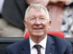 Sir Alex Ferguson has spoken about his worries for his memory and his voice after undergoing life-saving surgery (Martin Rickett/PA)