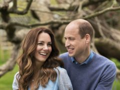 The Duke and Duchess of Cambridge have launched their own YouTube channel (Chris Floyd/Camera Press/PA)