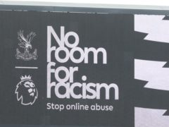 Football organisations and clubs have called for social media companies to act against online abuse (Steven Paston/PA)