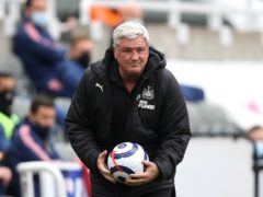 Steve Bruce is hoping to lead Newcastle into a new campaign next season (Molly Darlington/PA)