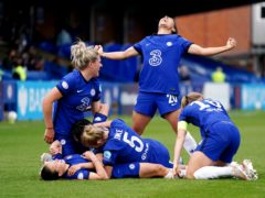 Chelsea Women have reached their first ever Champions League final (John Walton/PA)