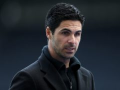 Mikel Arteta is proud of the togetherness at Arsenal (Lee Smith/PA)