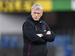 West Ham manager David Moyes rued his side's poor decision-making at Brighton (Peter Powell/PA)