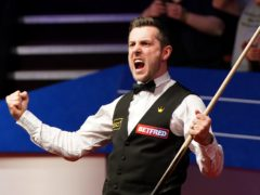 Mark Selby is moving up the list of multiple world champion (Zac Goodwin/PA)