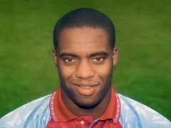Jurors have heard former Aston Villa player Dalian Atkinson suffered cardiorespiratory arrest and died after being tasered (PA)