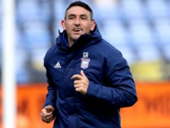 Gary Roberts was pleased with how Ipswich blew their opponents away (Nick Potts/PA)