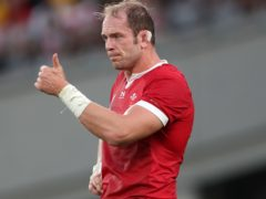 Alun Wyn Jones was favourite to lead the Lions (David Davies/PA Images).