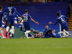 """Mason Mount (bottom right) believes Chelsea can """"achieve greatness"""" by winning the Champions League (Alastair Grant/AP)"""