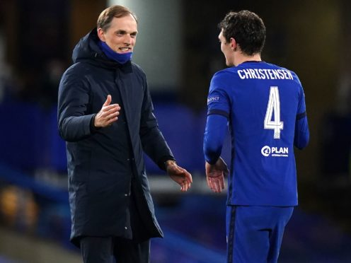 Thomas Tuchel has vowed Chelsea will be focused to beat Manchester City in the Champions League final (Adam Davy/PA)