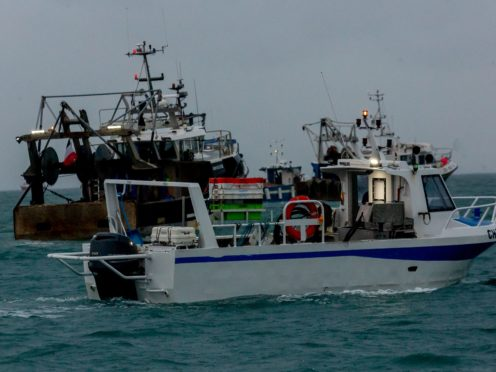 Diplomatic efforts with France will be stepped up to prevent a repeat of the Jersey fishing dispute (Gary Grimshaw/Bailiwick Express/PA)