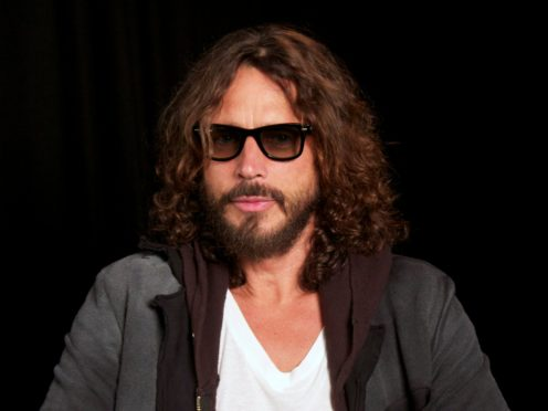 The family of Chris Cornell and a doctor who they alleged over-prescribed him drugs before he died have agreed to a settle a lawsuit (John Carucci/AP)