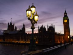 The Houses of Parliament are in urgent need of updating and repair (Dominic Lipinski/PA)