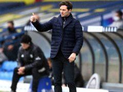 Ryan Mason wants Tottenham and their fans to be aligned (Michael Regan/PA)