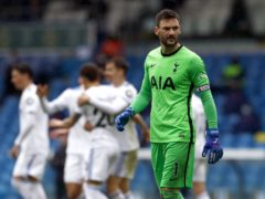 Tottenham face a battle to get themselves back into the top four following defeat at Elland Road (Jason Cairnduff/PA)