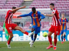 Barcelona and Atletico Madrid drew a blank (Joan Monfort/AP)