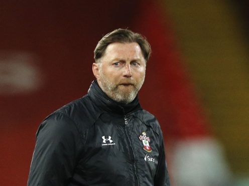 Ralph Hasenhuttl expects Southampton to find it hard to bring in players this summer (Phil Noble/PA)