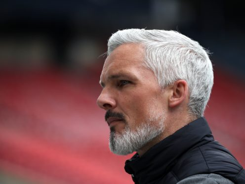 Jim Goodwin has emerged stronger from adversity (Andrew Milligan/PA)