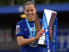 Chelsea forward Fran Kirby has been the standout player in the WSL this season with 16 goals and 11 assists (John Walton/PA)