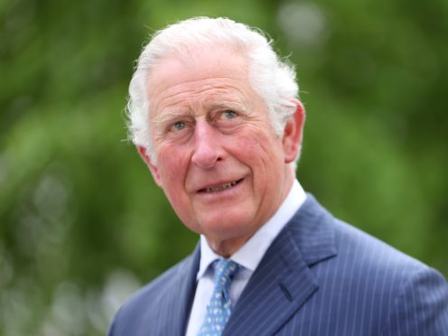 The Prince of Wales (PA)
