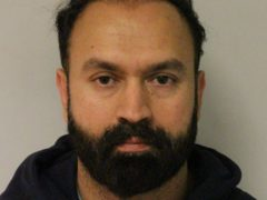 Syed Ali pleaded guilty to one count of harassment without violence (Metropolitan Police/PA)