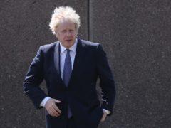 Prime Minister Boris Johnson no longer has a county court judgment against him (PA)