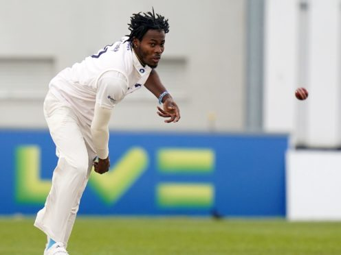 Jofra Archer is battling a long-standing elbow issue (Adam Davy/PA)