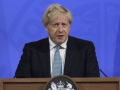 Prime Minister Boris Johnson has condemned the abuse (Matt Dunham/PA)