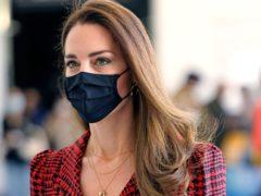 The Duchess of Cambridge at the V&A (Jonathan Buckmaster/Daily Express/PA)