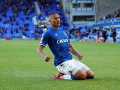 Richarlison's header earned Everton victory over Wolves (Peter Byrne/PA)