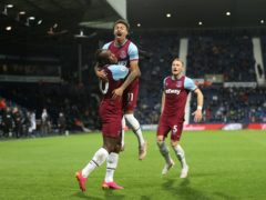 West Ham scored twice late on to win at West Brom (Molly Darlington/PA)