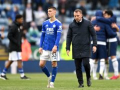 Brendan Rodgers is committed to Leicester (Shaun Botterill/PA)