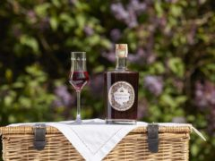 Official Buckingham Palace Sloe Gin goes on sale (Royal Collection Trust/ Her Majesty Queen Elizabeth II 2021/PA)