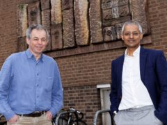 Cambridge scientists win international prize for DNA sequencing techniques (University of Cambridge/PA)