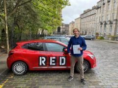 Oyvind Almelid was delighted to pass his test (Andrew Simpkins/PA)