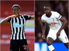 Joe Willock and Davinson Sanchez are making transfer news (David Klein/Adam Davy/PA